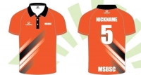 MSBSC - Supporters / Players Shirt